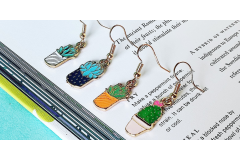 4 Perfect Pairs of Earrings for the Plant Lover!